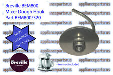 Breville BEM800 Mixer Dough Hook Part BEM800/320 - NEW - GENUINE - IN STOCK