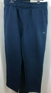 Russell Athletic Men's Navy Blue Gym/Track/Sweat Pants Size Large - Free Post