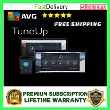 AVG PC TuneUp 2020 - 1 PC - 1 Year