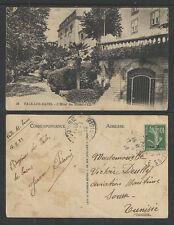 1923  34 VALS-LES-BAINS L'HOTEL DES BAINS FRANCE POSTCARD