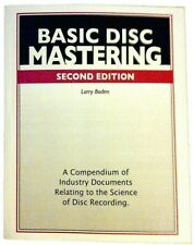 BASIC DISC MASTERING 2nd Ed., Boden (for record lathe Neumann Westrex Scully)