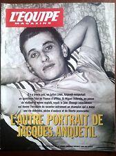 L'Equipe Magazine 23/07/1994; Coupe du Monde; Brésil/ Platini/ Ted Turner