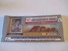 NASCAR SEASON TICKET COLLECTIBLES MARK MARTIN CARD AND DISPLAY