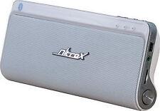 Nitrox Bluetooth Lautsprecher M9 Aktiv System Mikrophon Bass 6W Box weiss
