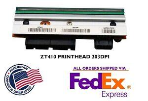 NEW Printhead Generic Print Head Zebra ZT410 Printer 203dpi P1058930-009 A61