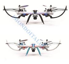 NOVITA!!! DRONE QUADRICOTTERO TARANTULA JJRC H16 - X6 TELECAMERA  HD 2 MPX