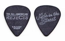 All American Rejects Black Guitar Pick - 2012 Kids in the Street Tour