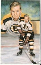 Bill Quackenbush Legends of Hockey Card #78