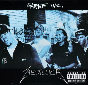 Metallica Garage Inc 2 CDs - NEW