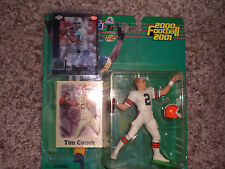 """Tim Couch 1999 Autograph Collectors Edge card & 2000 Starting Lineup """"Club Only"""""""