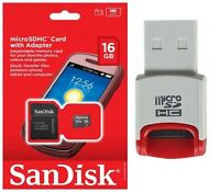 SanDisk 16GB MicroSD Micro SDHC TF Class 4 Flash Memory Card for Gopro Hero 4