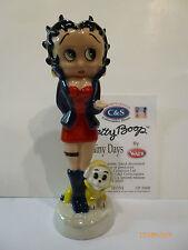 WADE BETTY BOOP RAINY DAYS LE 2000
