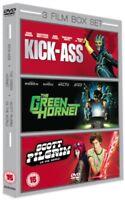 The Verde Hornet/Calcio Ass / Scott Pilgrim Vs The World DVD Nuovo DVD (8285904)