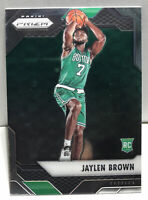 2016-17 Panini Prizm Jaylen Brown #44 RC Rookie Card Boston Celtics