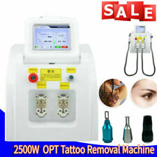 Yag Tattoo Removal Machine Q Switch Eyebrow Pimples Eliminate Anti-aging Device