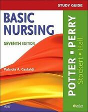 Study Guide for Basic Nursing by Patricia A. Potter, Patricia Stockert, Anne Gr…