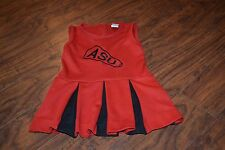 C4- Little King ASU Cheerleader Uniform Size 4