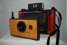 Polaroid Automatic 103 beautiful custom cinnamon,fp100c,converted aaa,lomography