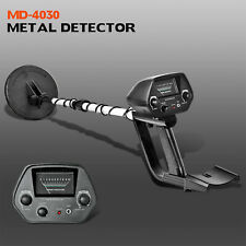 """Md-4030 Pro Metal Detector Edition Hobby Explorer Waterproof Search Coil 6.5"""" Us"""