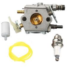 50 51 55 Carburetor For HUSQVARNA Rancher Chainsaw 503281504 Fuel line Kit