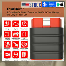 Thinkcar Thinkdriver OBD2 Code Reader Full System Automotive iOS Android Scanner