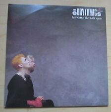 "EURYTHMICS HERE COMES THE RAIN AGAIN 7"" 1984 WITH PAINT A RUMOUR UK"