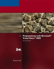 Programming with Microsoft Visual Basic 2005