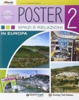 Poster Vol.2 GIUNTI Scuola, libro di geografia codice:9788809784857