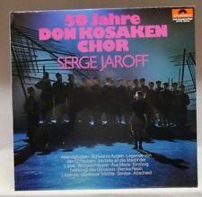 Serge Jaroff 50 Jahre Don Kosaken Chor (Club Edition) [LP]