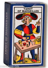 Mini Tarot De MARSEILLE GRIMAUD - (Carte-Divination)