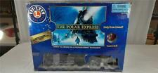 Lionel The Polar Express Battery Operated Train Set with Santa Bell # 7-11803