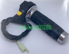 mini midi moto Throttle With Electric Start Switch .. Midi Moto Dr 50