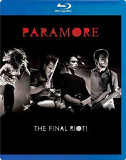"Lot of 6 - Paramore ""The Final Riot"" on Blu-Ray (NEW/SEALED)"
