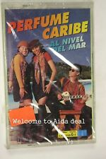 Al Nivel Del Mar by Perfume Caribe (1995) (Audio Cassette Sealed)