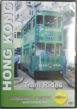 HONG KONG Transport DVD - The Buses and Trams of Hong Kong - 10 Years On...