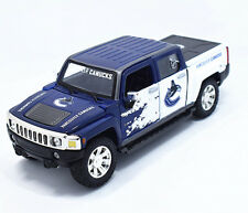 Maisto 1:24 Hummer 2009 H3T Metal Diecast Model Car Pickup Truck New Toy Blue