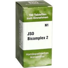 JSO BICOMPLEX HEILM NR 2 150St Tabletten PZN:544823