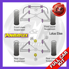 Lotus Elise Powerflex Bush Kit