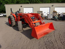 Kubota MX4800 Utility Tractor 5.8 HOURS!!! Loader MFWD 4WD P/S 3 PT Q/A PTO