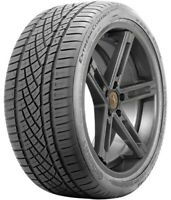 2 New Continental Extremecontact Dws06  - 275/40zr22 Tires 2754022 275 40 22