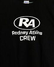 Rodney Atkins ~ Exclusive Backstage Crew Concert T-Shirt ~ Size Xl ~ New