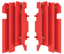 POLISPORT RADIATOR LOUVERS (RED) 8459900002 MC Honda