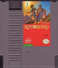 LEGACY OF THE WIZARD ORIGINAL NINTENDO GAME ORIGINAL NES HQ
