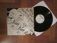 Biggles Boys Own Adventure Album (For Girls) UK LP 1982 - DIY/Punk