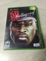 50 Cent Bulletproof XBOX