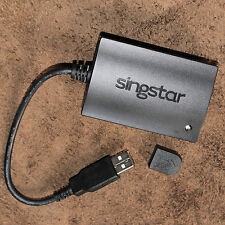 Singstar SCEH-0001 USB Adapter Microphone  Converter for SONY PS2/PS3