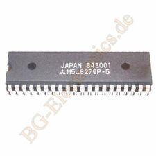 1 x M5L8279P-5 Programmable Keyboard / Display Interfac Mitsubish DIP-40 1pcs