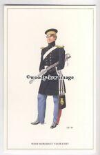 su2600 - West Somerset Yeomanry, Artist- W.R.Younghusband - modern postcard