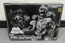 Godzilla Chogokin Mechagodzilla 2004 Black Version GD-57B Action Figure Bandai !