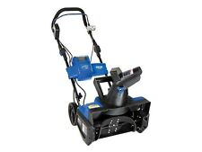 Cordless Snow Blower no gas = Snow Joe iON 40 V 5.0 Ah Snow Thrower ION21SB-PRO